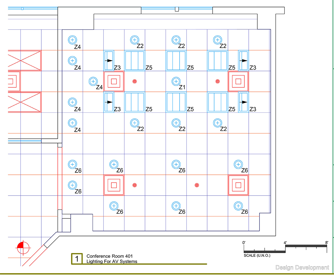 Av System Design Drawings Global Interactive Solutions Llc Hvac And Drawing Sample Floor Plans