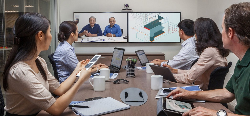 Polycom RealPresence Group 500 - Dual Monitors