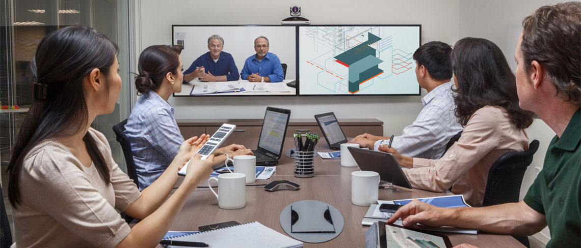 Videoconferencing Equipment - Polycom Real Presence - Global Interactive Solutions